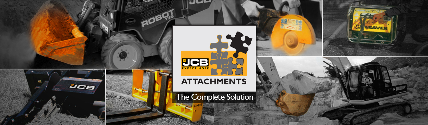 JCB Attachments Siliguri