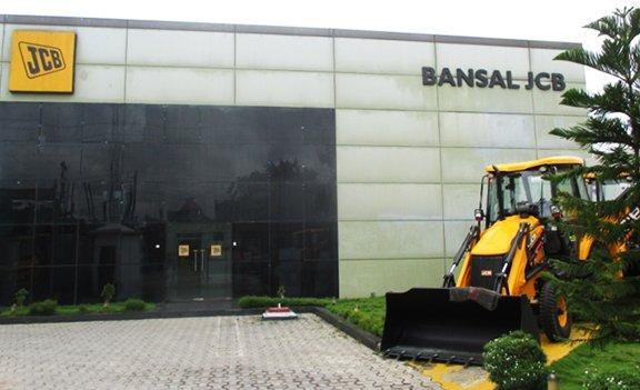 JCB Dealer Siliguri, West Bengal - Bansal Earthmovers JCB